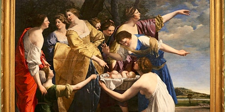 Italian Baroque Art and its roots in the sixteenth century tickets