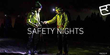 Ortovox Safety Night - Serre-Chevallier ( 05) tickets