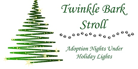 Twinkle Bark Stroll tickets