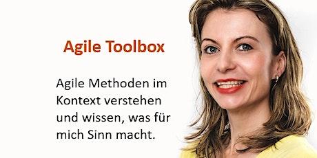 Crashkurs Agile Toolbox: Dein perfekter Einstieg in die agile Arbeitswelt! Tickets