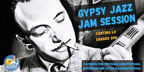 Gypsy Jazz Jam (Cantina Lx) tickets