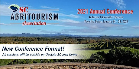 SCAA 2021 Annual Conference tickets