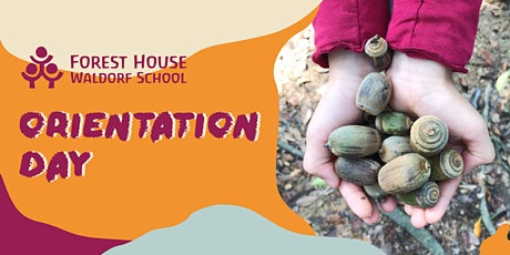 Forest House Orientation Day tickets