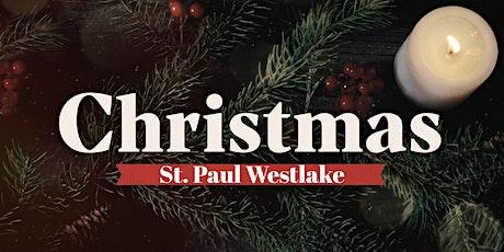 Christmas Eve Service - Contemporary tickets
