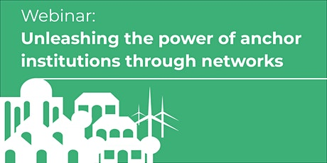 Unleashing the power of anchor institutions through networks tickets