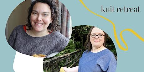Online Knitting Retreat tickets