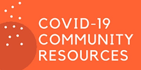 COVID-19 Community Conversations: Mental Health, Equity and Resilience tickets