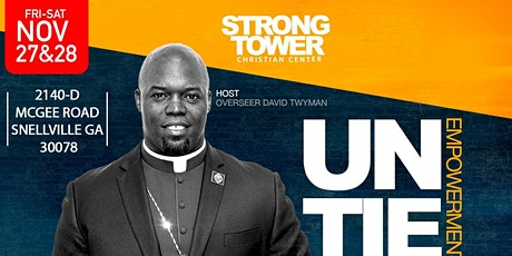 UNTIE ME SOUL-HEALING CONFERENCE ~ Strong Tower Christian Center tickets