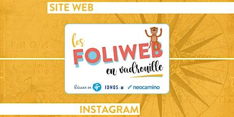 Grenoble/Voiron : Matinée création de site web et Instagram billets
