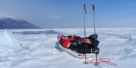 SES Explorer Talk: Rosie Stancer & Mike Laird - Lake Baikal Expedition tickets