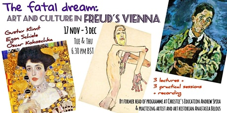 The Fatal Dream: Art and Culture in Freud's Vienna