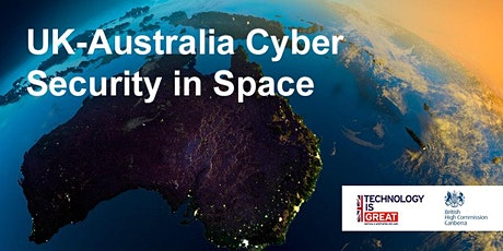 UK-Australia Cyber Security in Space tickets
