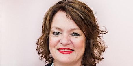 """manager lounge: Kunstexpertin Dr. Ulrike Lehmann: """"Wirtschaft trifft Kunst"""" tickets"""