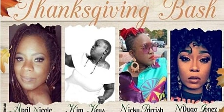 My Black is Beautiful Thanksgiving Bash tickets
