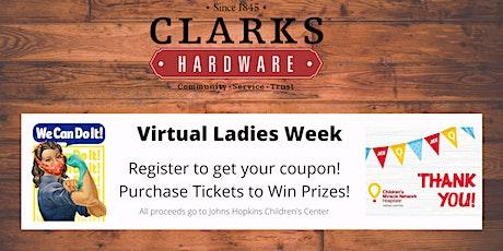 6th Annual Ladies Night - 2020 Virtual Week tickets