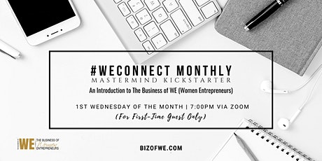 #WEConnect - Introduction to The Business of WE (Women Entrepreneurs) tickets