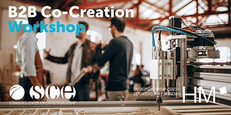 B2B Co-Creation Workshop Tickets