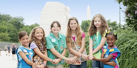 Girl Scout Virtual Family Bingo Night!