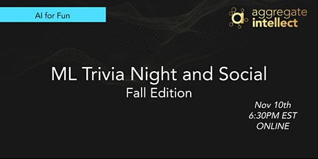 AISC End-of-Year Social Gathering and ML Trivia tickets