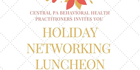 CPBHP - Holiday Networking Luncheon tickets