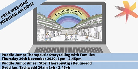 Free Webinar - Puddle Jump: Therapeutic Storytelling with Families tickets