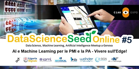 DataScienceSeed Online #5 tickets