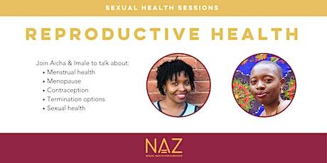 Reproductive Health Webinar tickets