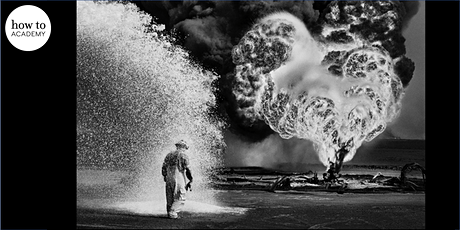 Sebastião Salgado in conversation with Alan Riding tickets