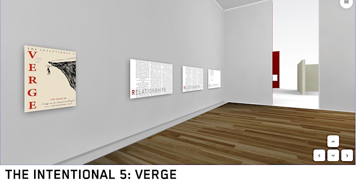 The Intentional 5: VERGE - Virtual Book Launch image