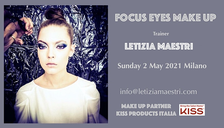 Immagine FOCUS EYES  ONE DAY 2 May 2021 by Letizia Maestri