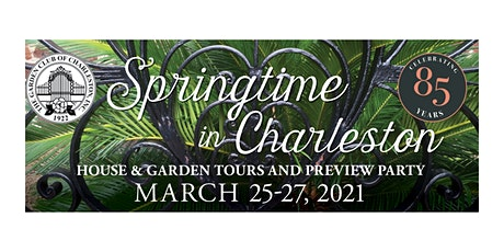 Springtime in Charleston 2021 tickets