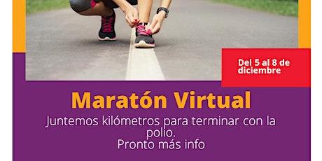 Maratón Chau Polio entradas
