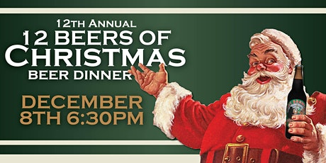 12 Beers of Christmas 2020 - Tuesday, December 8th tickets