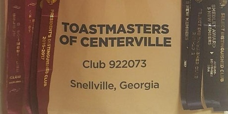TOASTMASTERS  - Become A Better Communicator, Leader - A Better YOU! tickets
