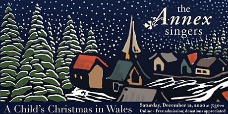 A Child's Christmas in Wales tickets