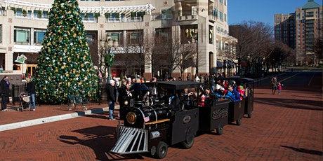 Train Rides at Reston Town Center tickets