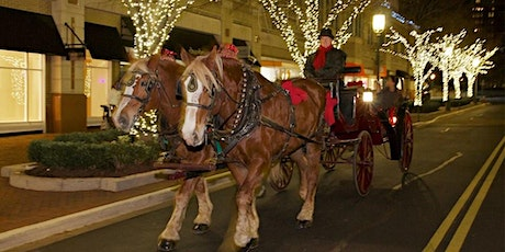 Carriage Rides at Reston Town Center tickets