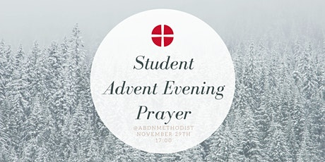 Evening Prayer with Students during Advent