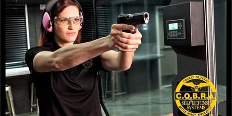 Women's TOP GUN COBRA Defense Concealed Carry Permit Class-9:30 am. -12:30 tickets