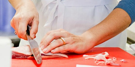 Knife Skills Cookery Class - Vegetables, Poultry & Fruit tickets