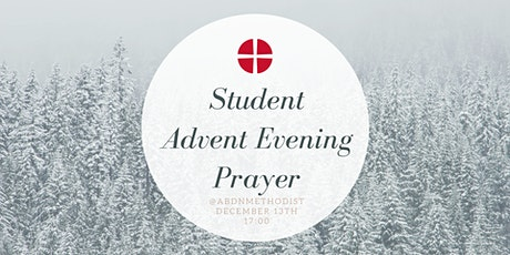 Evening Prayer with Students during Advent tickets