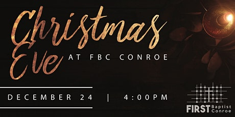4:00 pm Christmas Eve Service tickets