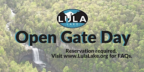 Open Gate Day - Saturday, January  30th tickets