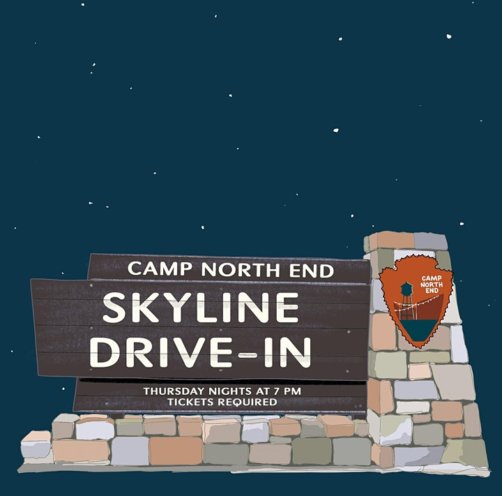 Skyline Drive-in at Camp North End image