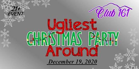 Club 161 Ugliest Christmas Party Around tickets