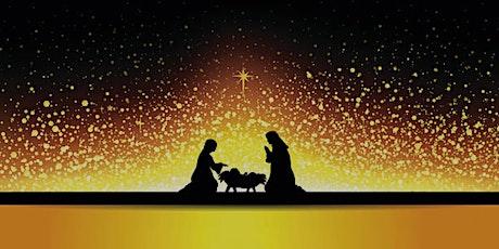 Christmas Eve - Vigil - Mass 2 tickets