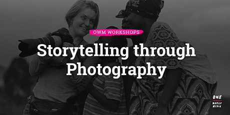 Storytelling Through Photography tickets