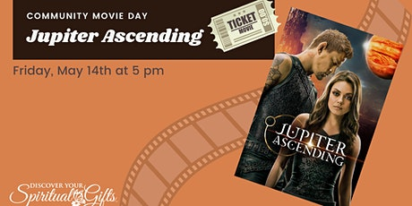 Community Movie Night: Jupiter Ascending tickets