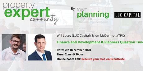 Property Expert Community LIVE - December tickets