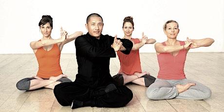 Lu Jong - Yoga Sanador Tibetano entradas